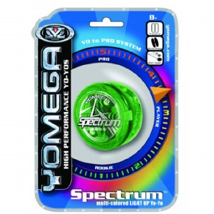 YOMEGA SPECTRUM LIGHT UP