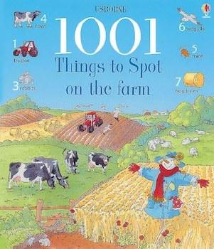 1001 Farm Things to Spot