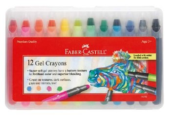 Gel Crayons - Faber-Castell