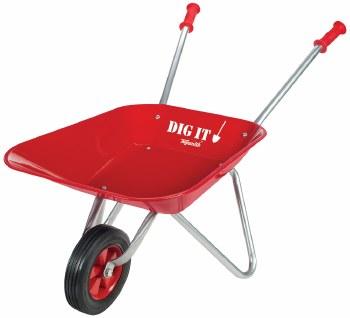 Little Red Wheelbarrow - Toysmith
