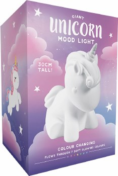 Giant Unicorn Mood Light
