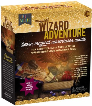 Magical Wizard Adventure Kit