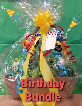 Birthday Bundle with Tray