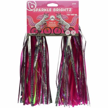 Handlebar Streamers LED-Pink