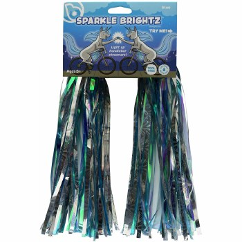 Handlebar Streamers LED-Blue