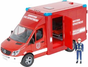 MB Sprinter Fire Driver/Access