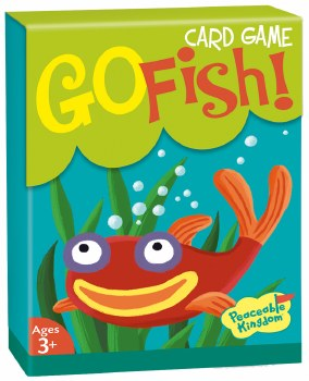 Go Fish! Card Game - Peaceable Kingdom