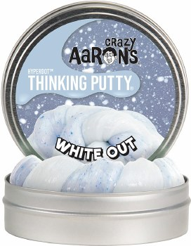 Crazy Aaron-Hyperdot White Out