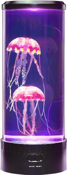 Fascinations Jellyfish Mood Light