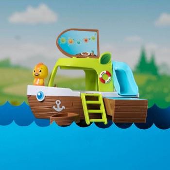 Timber Tots Cruise Ship