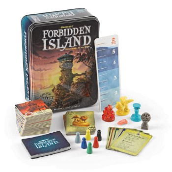Forbidden Island Game - Gamewright