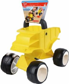Hape Dump Truck - Yellow