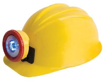 Explorer Helmet Yellow