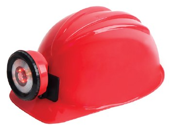Explorer Helmet Red