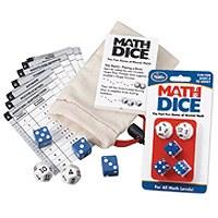 Math Dice Game - ThinkFun