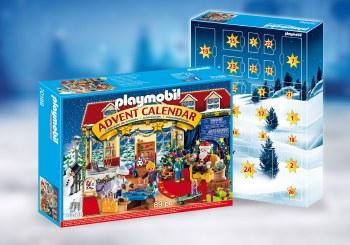 Advent Calendar Xmas Toy Store
