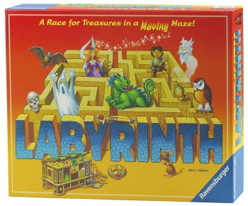 Ravensburger The Amazing Labyrinth