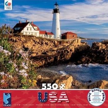 Around The USA 550 Piece