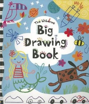 Big Drawing Book - Usborne Books