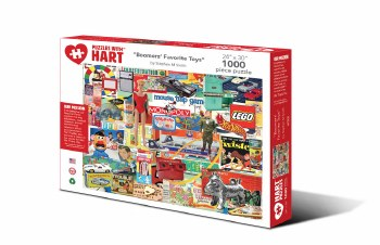 Boomer's Favorite Toys 1,000