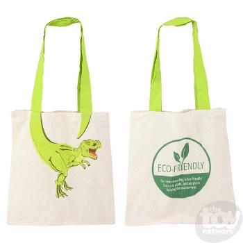 Canvas ECO Bag-Dinosaur