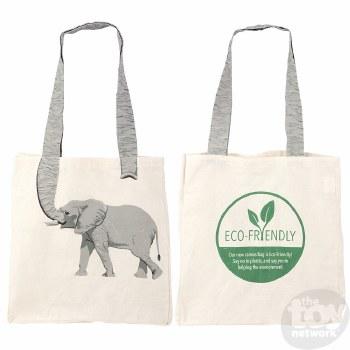 Canvas ECO Bag-Elephant
