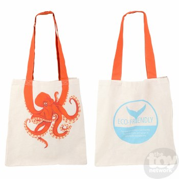 Canvas ECO Bag-Octopus