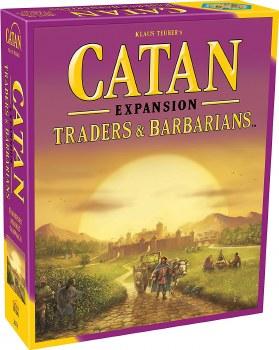 Catan Traders/Barbarians Game