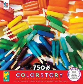Colorstory Popsicles 750 Piece