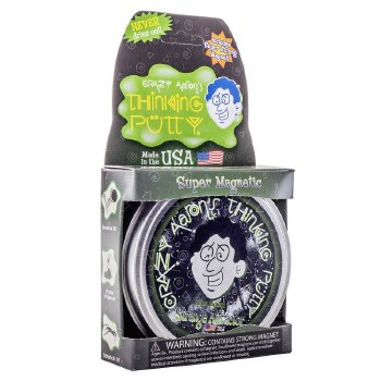 Crazy Aaron's Magnetic Thinking Putty - Strange Attractor