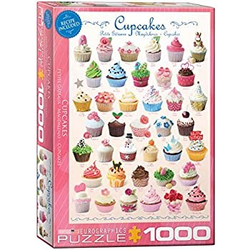 Cupcakes 1000 Piece