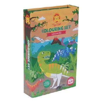 Dinosaur Coloring Set