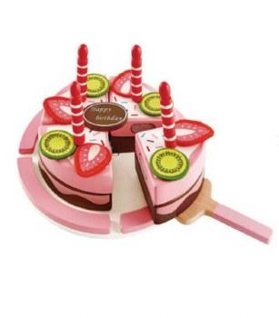 Double Flavored Birthday Cake
