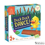 Peaceable Kingdom Duck Duck Dance!