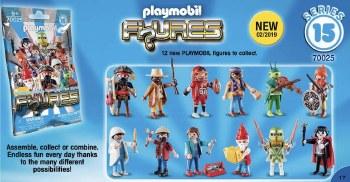 Figures Series 15 Boys