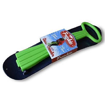 Freshie Snow Scooter, Green/Blue - NSG