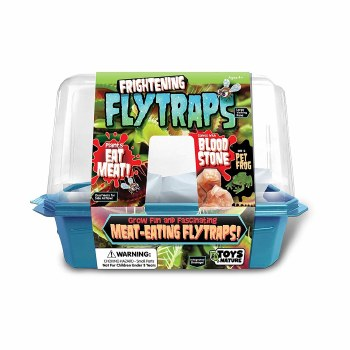 Frightening Flytraps Toys by Nature
