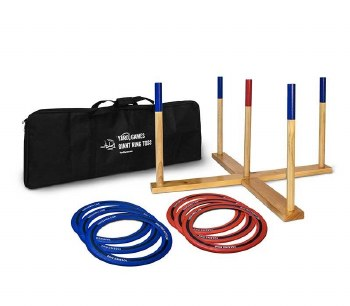 Giant Ring Toss Yard Game