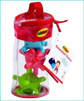 Gummy Ball Teether Set