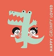 Happy Grumpy Loved Book - Compendium