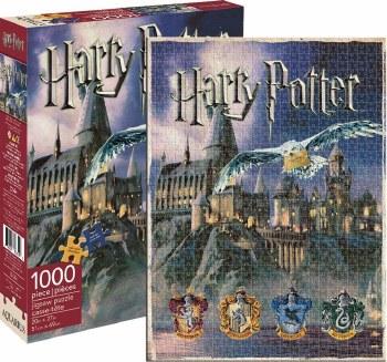 Harry Potter Hogwarts 1,000 Pc