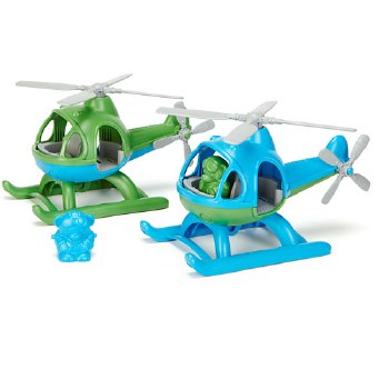 Green Toys Helicopter Assorted