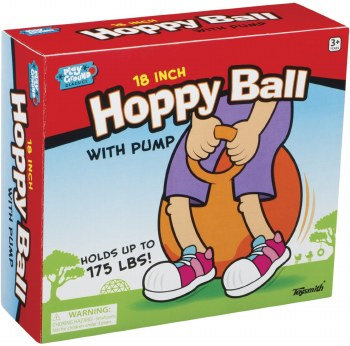 "Hoppy Balls 18"""