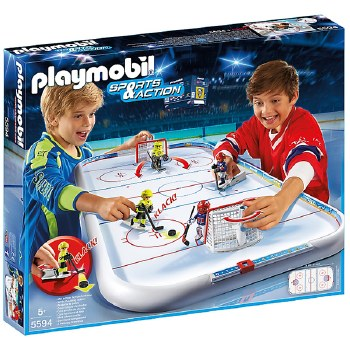 Ice Hockey Arena - Playmobil