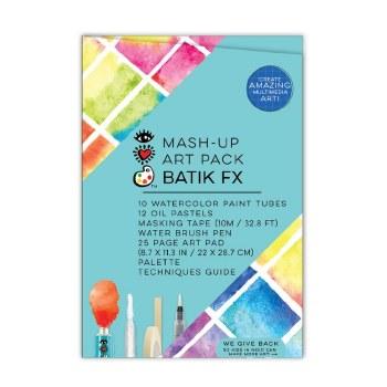 iHeart Mash-Up Art Pack Batik