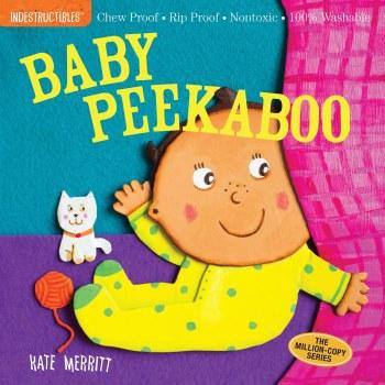 Indestructables: PeekABoo - Workman Publishing
