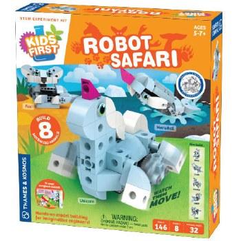 Kids First: Robot Safari - Thames & Kosmos