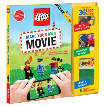 LEGO Make Your Own Movie Book - Klutz