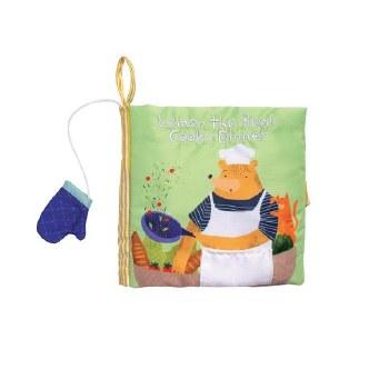Lemon the Bear Cooks Dinner - Manhattan Toy