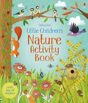 Little Nature Activity Book